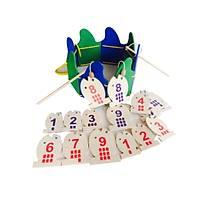 Sayýlarla Balýk Tutma Oyunu
