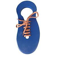 Ahşap Ayakkabı Bağlama Oyunu
