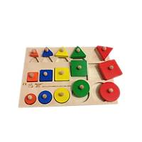 Renkli Yuvalý Tutmalý Geometrik Boyutlar