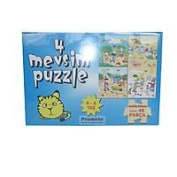 Dört Mevsim Puzzle
