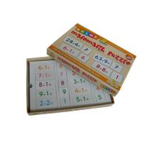 Matematik Puzzle - Bölme