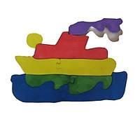 Parça Boyalı Puzzle' lar (Gemi)