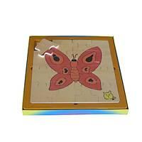 Deðiþim ve Dönüþüm ( Kelebek ) 4 katlý Puzzle