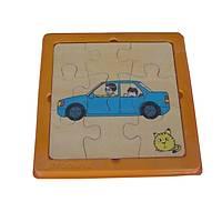 2 Katlı Puzzle ( Araba )