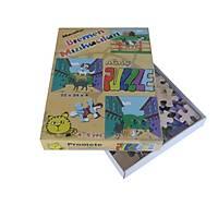 Masallar Puzzle Bremen Mýzýkacýlarý