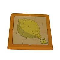 2 Katlı Puzzle ( Limon )