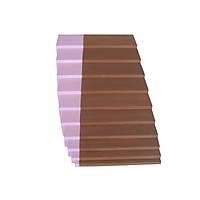 Pembe Kule ve Kahverengi Merdiven Kombinasyonu