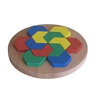 Dairesel Mozaik 1