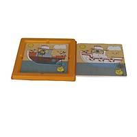 2 Katlı Puzzle ( Tekne )