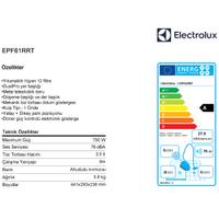 Electrolux EPF61RRT Power Force ABAA 76db Toz Torbalı Elektrikli Süpürge