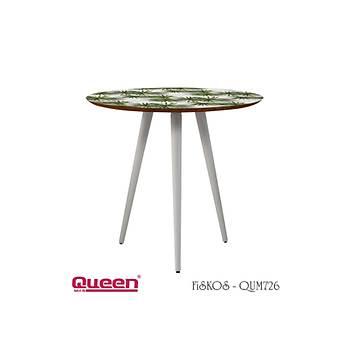 Queen SMYRNA QUM-726 Berjer + Fiskos Set