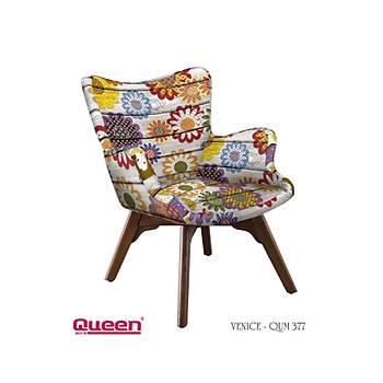 Queen Venice QUM-377 Berjer + Fiskos Set