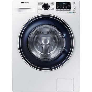 Samsung WW90J5355FW A+++ 9 kg 1200 Devir Çamaþýr Makinesi