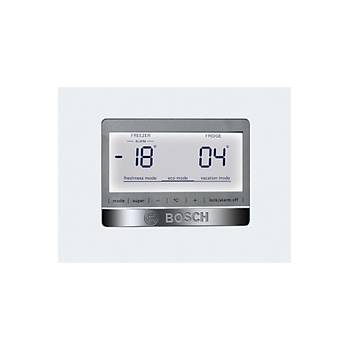 Bosch KGN76AWF0N A++ Kombi No Frost Buzdolabý