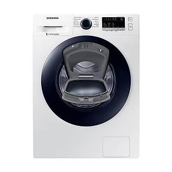 Samsung WW80K44305W/AH A+++ 8 kg 1400 Devir Çamaþýr Makinesi