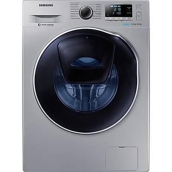 Samsung WD90K6B10OS/AH A 9 kg YIKAMA / 6 kg KURUTMA 1400 Devir Çamaþýr Makinesi