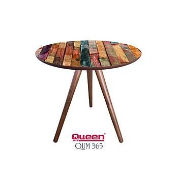 Queen Venice QUM-365 Berjer + Fiskos Set