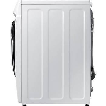 Samsung WW10N644RBW/AH A+++ 10 kg 1400 Devir Çamaþýr Makinesi