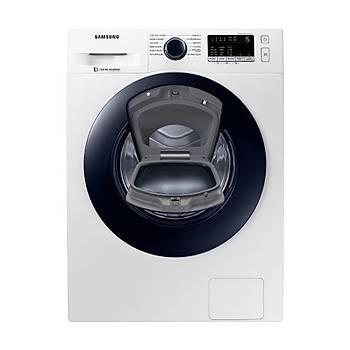 Samsung WW90K44305W/AH A+++ 9 kg 1400 Devir Çamaþýr Makinesi