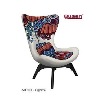 Queen SYDNEY QUM-552 Berjer + Fiskos Set
