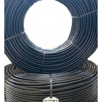 20 Çap 20 cm Aralýklý Delikli Damlama Borusu (300 mt)