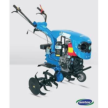 Antor AD320 Dizel Motorlu 7 hp 3+1 Çapa Makinasý Ýpli
