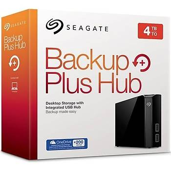 Seagate Backup Plus Hub 3.5