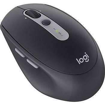 Logitech M590 Silent Kablosuz Mouse - Siyah