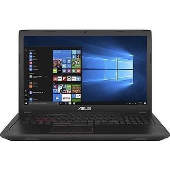 ASUS FX553VE-DM407 i5-7300HQ 8GB 1TB 4GB GTX1050Ti DOS