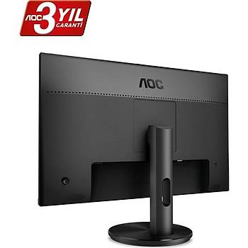 AOC G2590VXQ 24.5 75Hz 1ms VGA+HDMI+Display FreeSync FHD Monitör