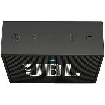 JBL Go Bluetooth Hoparlör Black