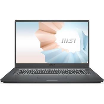 MSI Modern 15 A10M-614XTR i5 10210U 8GB 256GB SSD DOS 15.6