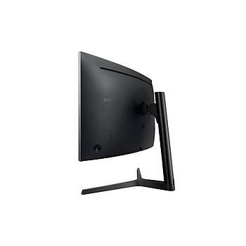 Samsung LC27H800FCMXUF 27 DP+HDMI 1XUSB-C+3XUSB VA PANEL AYARLI STAND