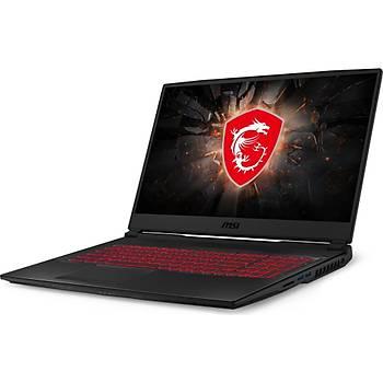 MSI GL75 9SD-052XTR i7-9750H 16GB 512GB SSD GTX1060Ti FDOS 17.3 FHD Oyuncu Notebook