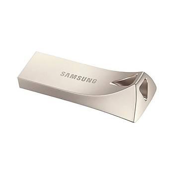 SAMSUNG 300MB/Sn Yüksek Hýzlý 256GB USB3.1 BAR+GRÝ MUF-256BE3/APC