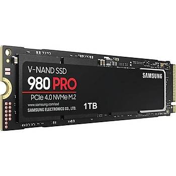 Samsung 980 Pro 1TB 7000MB-5000MB/S Nvme M.2 SSD MZ-V8P1T0BW