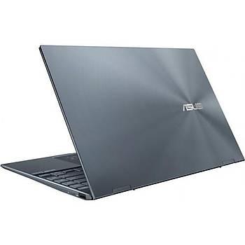 Asus Zenbook UX363EA-EM045T Core i7 1165G7 16GB 1TB SSD DOKUNMATIK 13.3 Windows10 ÝKÝSÝ BÝR ARADA ULTRABOOK