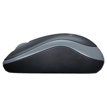 Logitech M185 Nano Optik Kablosuz Mouse Gri 910-002235