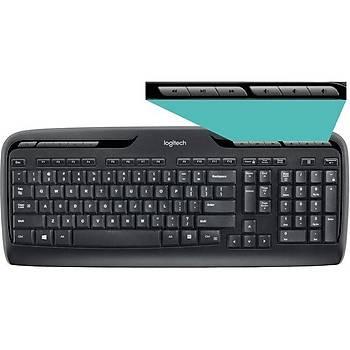 Logitech MK330 Kablosuz Klavye Mouse Set 920-003988