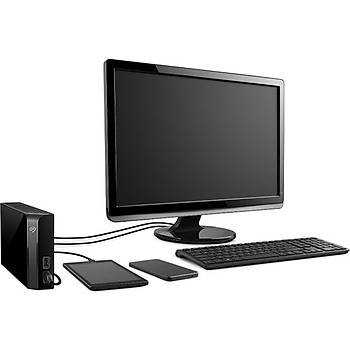 Seagate Backup Plus Hub 3.5