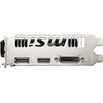 MSI AMD Radeon RX 560 AERO ITX 4GB OC  GDDR5 128b