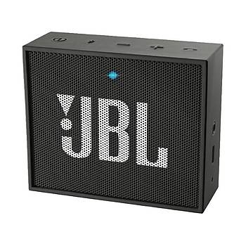JBL Go Bluetooth Hoparlör Black