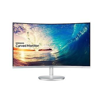 Teþhir Ürünü-Samsung LC27F591 4ms FreeSync HDMI+DP Curved Gaming Monitör
