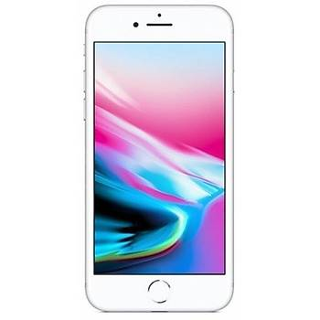 Apple iPhone 8 64GB SiLVER MQ6H2TU/A (2 Yýl Apple TR Garantili)