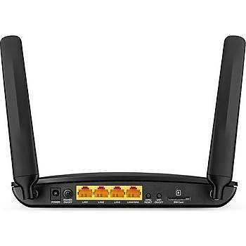 TP-Link MR400 AC1200 Wireless Dual Band 4G LTE Router