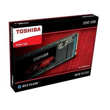 Toshiba Ocz RC500 250GB Nvme M.2 1700MB-1250MB/Sn THN-RC50Z2500G8