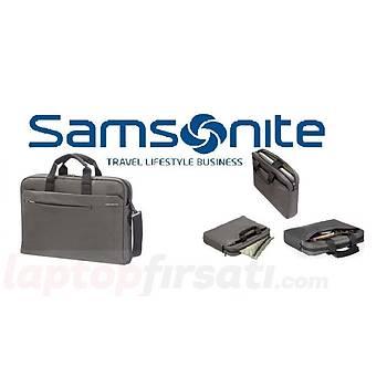 Samsonite 16? Network2 Gri Notebook Çantası 41U-08-004