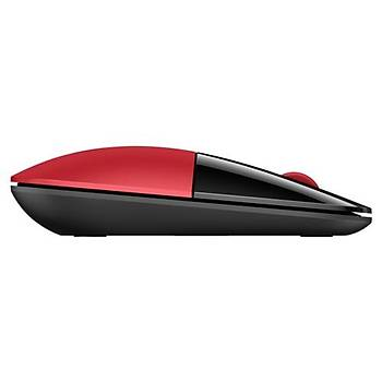 HP Z3700 Kablosuz Kýrmýzý Mouse V0L82AA