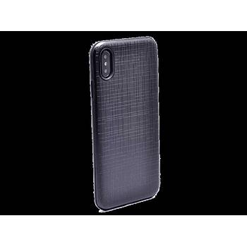 CEPAX Ebra Case Iphone XS Max Telefon Kýlýfý Siyah