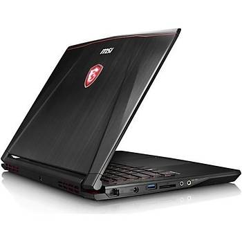 MSI GS43VR 7RE(Phantom Pro)091TR i7 7700HQ 16GB 1+256 SSD GTX1060 W10 14.0